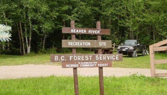 Beaver River Recreation Site